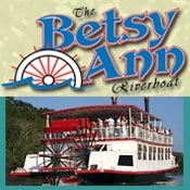 Besty Anns River Boat