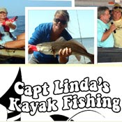 Captain Linda Kayak Fishing Charters