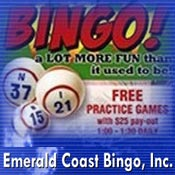 Emerald Coast Bingo