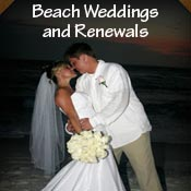 Beach Weddings and Renewals