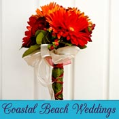 Coastal Beach Weddings